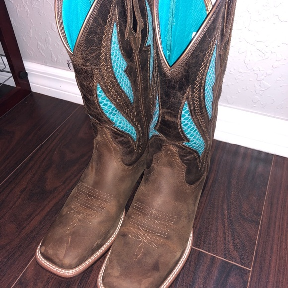 premium selection 20856 bfb64 New ariat venttek boots size 8 brand new NWT